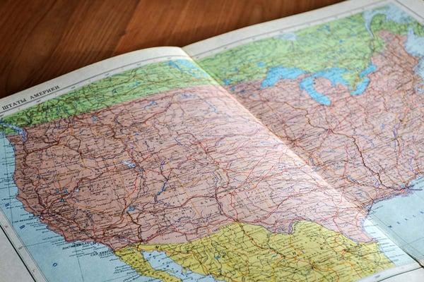 US-Map-SaaS-Tax
